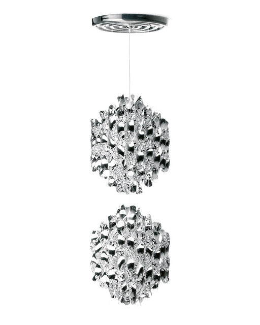 Spiral SP2 Chandelier from Verpan | Modern Lighting + Decor