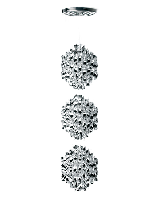 Spiral SP3 Chandelier from Verpan | Modern Lighting + Decor