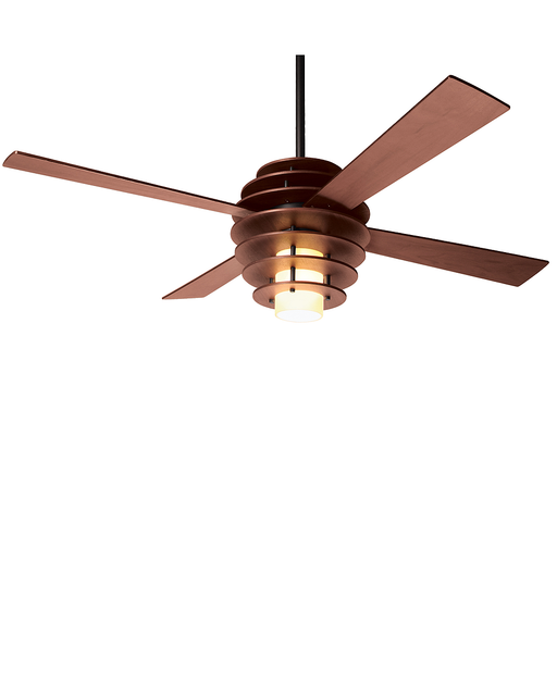 Stella Ceiling Fan from Modern Fan | Modern Lighting + Decor