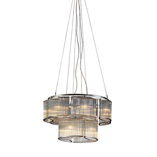 Buy online latest and high quality Stilio 7/4 Chandelier from Licht im Raum | Modern Lighting + Decor
