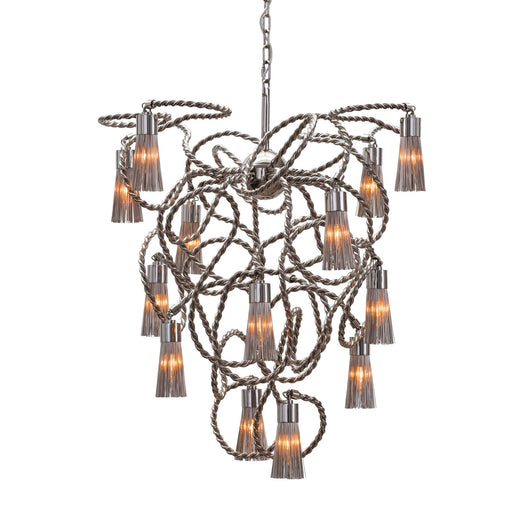 Buy online latest and high quality Sultans of Swing Chandelier - Conical from Brand Van Egmond | Modern Lighting + Decor