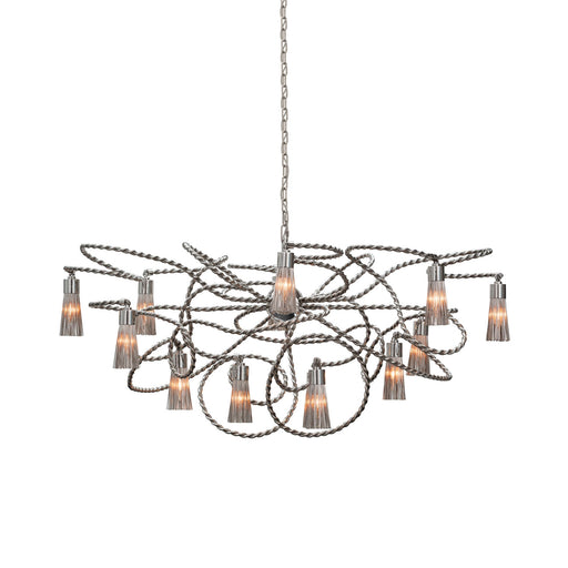 Buy online latest and high quality Sultans of Swing Chandelier - Oval from Brand Van Egmond | Modern Lighting + Decor