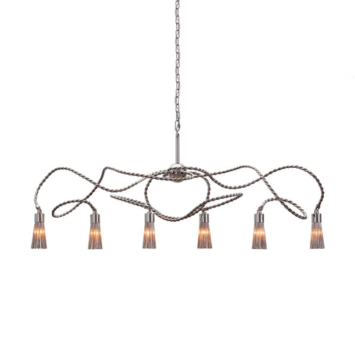 Sultans of Swing Chandelier - Long from Brand Van Egmond | Modern Lighting + Decor