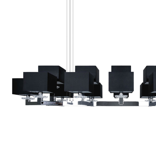 Swinging Ballet H23 Suspension light Chandelier from Ilfari | Modern Lighting + Decor
