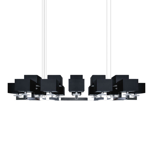 Swinging Ballet H17 Chandelier from Ilfari | Modern Lighting + Decor