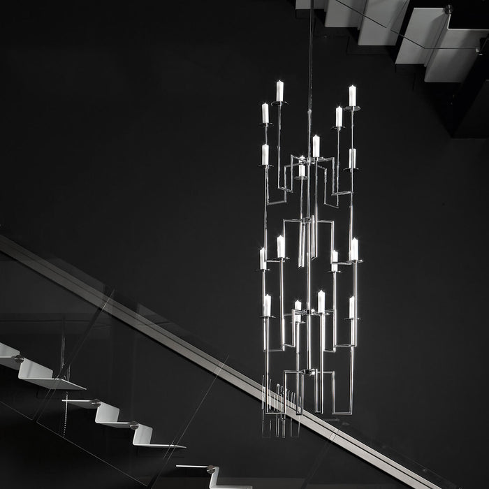Buy online latest and high quality T10 Spider Chandelier from ITALAMP | Modern Lighting + Decor