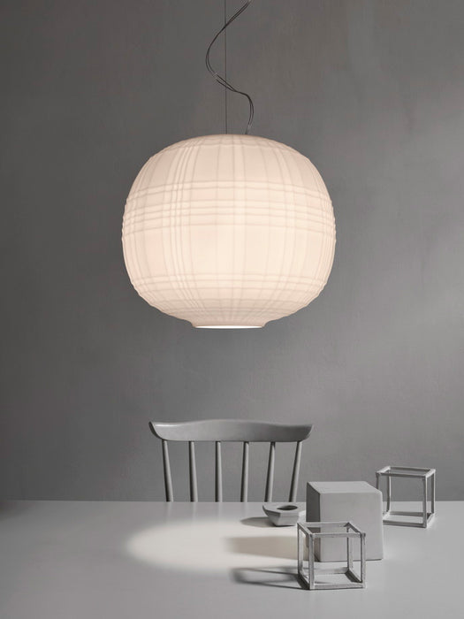 Buy online latest and high quality Tartan Suspension from Foscarini | Modern Lighting + Decor