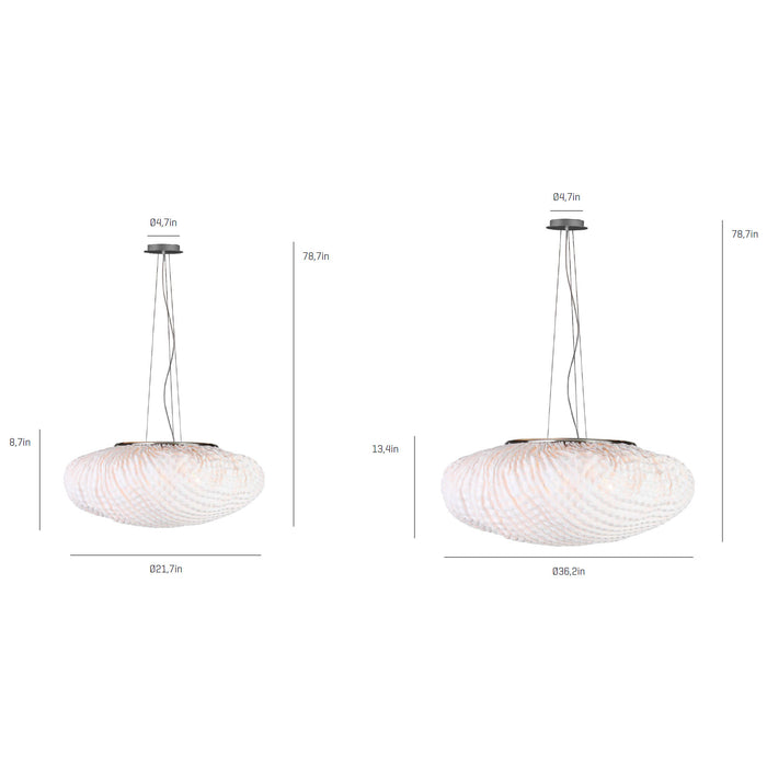 Buy online latest and high quality Tati Suspension from Arturo Alvarez | Modern Lighting + Decor