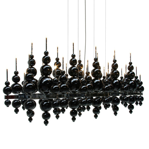 Buy online latest and high quality Tears from Moon 34+4 Chandelier from Ilfari | Modern Lighting + Decor