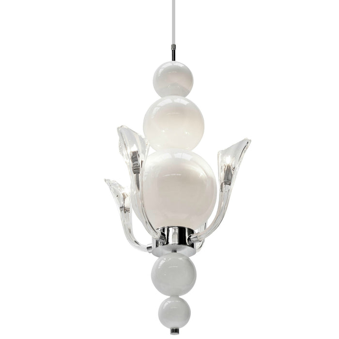 Buy online latest and high quality Tears from Moon H4 Chandelier from Ilfari | Modern Lighting + Decor