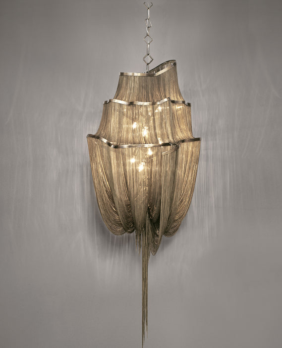 Buy online latest and high quality Atlantis A13S Chandelier from Terzani | Modern Lighting + Decor