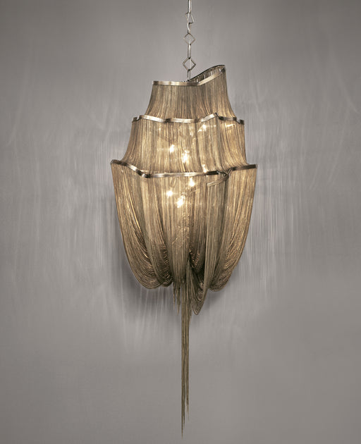 Atlantis A14S chandelier from Terzani | Modern Lighting + Decor