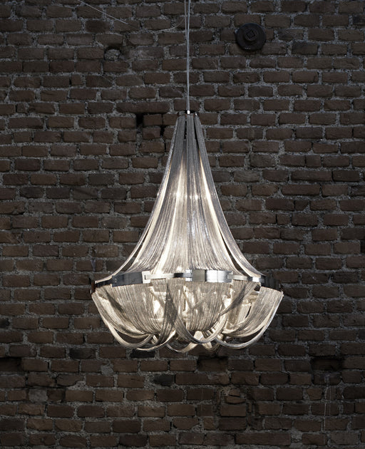 Buy online latest and high quality Soscik Chandelier small from Terzani | Modern Lighting + Decor