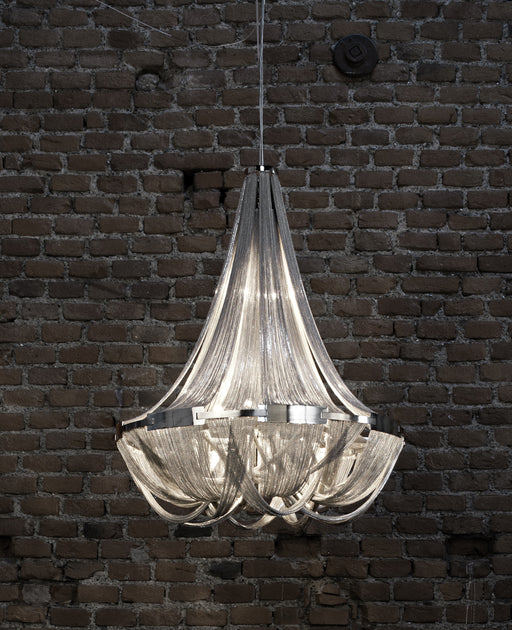 Soscik Chandelier medium from Terzani | Modern Lighting + Decor
