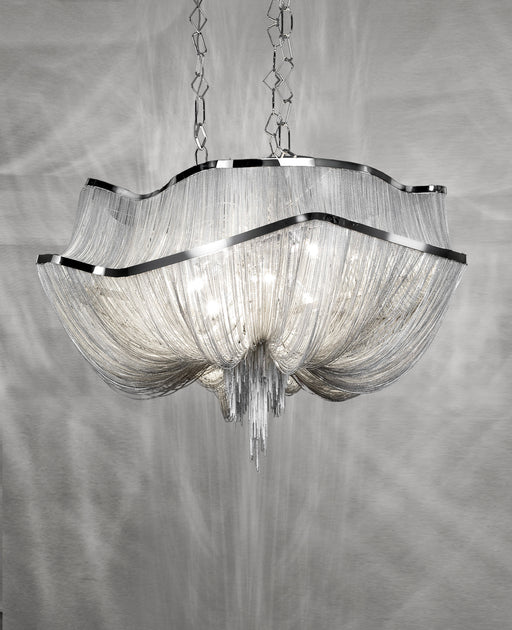 Atlantis J01S Chandelier from Terzani | Modern Lighting + Decor