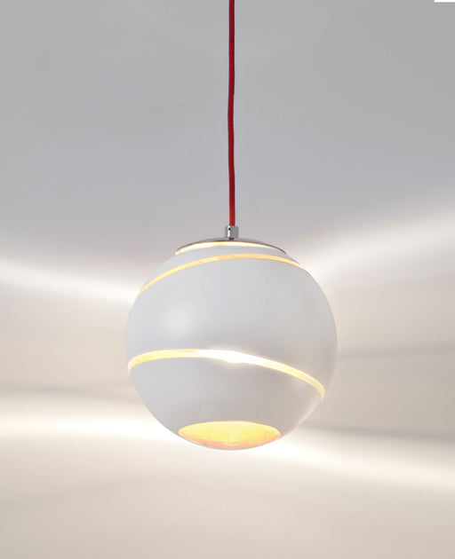 Buy online latest and high quality Bond White Pendant Light from Terzani | Modern Lighting + Decor