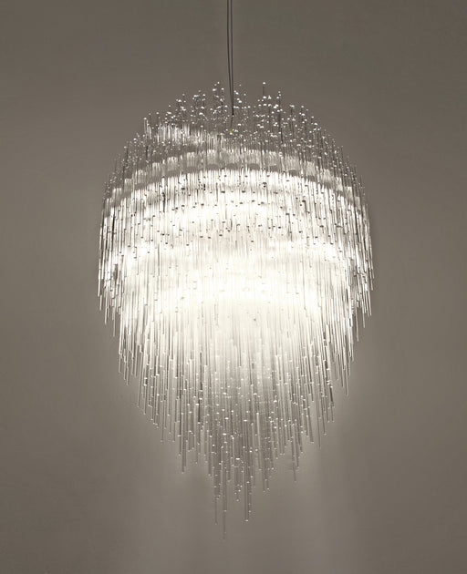 Iceberg Chandelier from Terzani | Modern Lighting + Decor