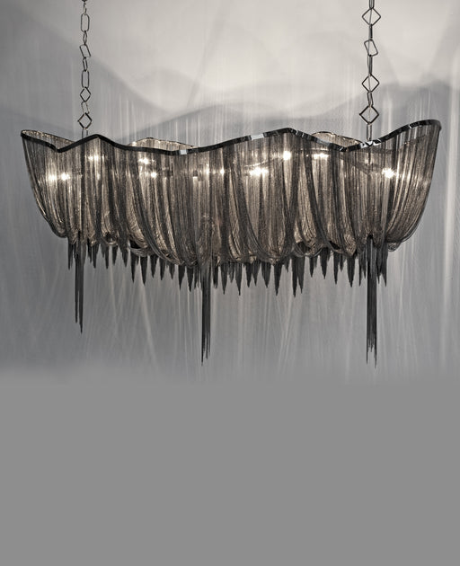 Atlantis A16S Chandelier from Terzani | Modern Lighting + Decor