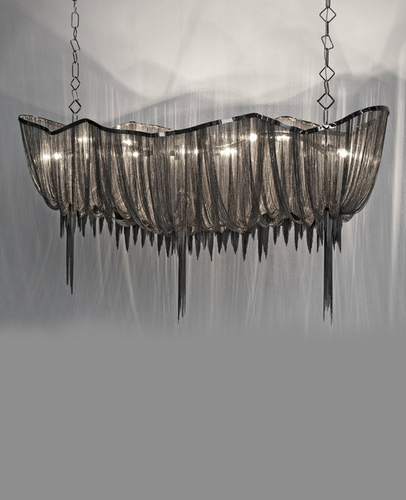 Buy online latest and high quality Atlantis A17S Chandelier from Terzani | Modern Lighting + Decor