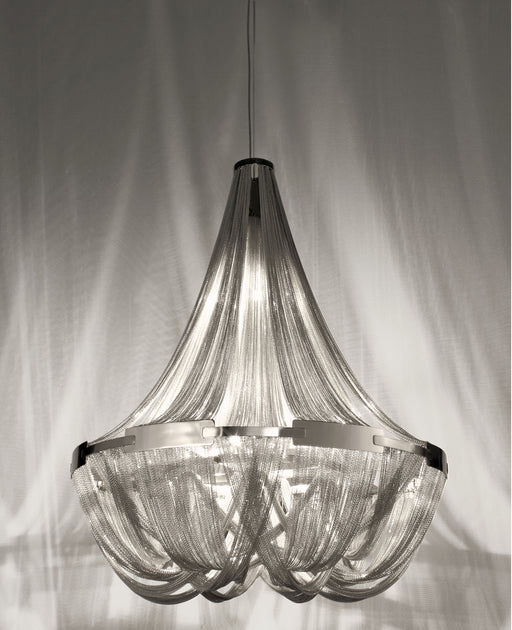 Buy online latest and high quality Soscik Chandelier large from Terzani | Modern Lighting + Decor