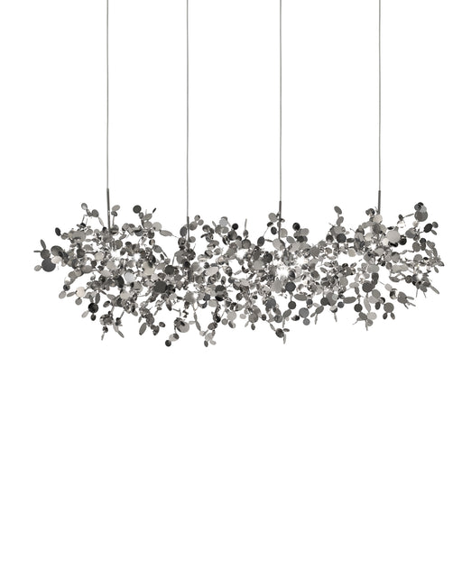 Argent N92S Chandelier from Terzani | Modern Lighting + Decor