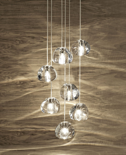 Mizu Seven Pendant Light from Terzani | Modern Lighting + Decor