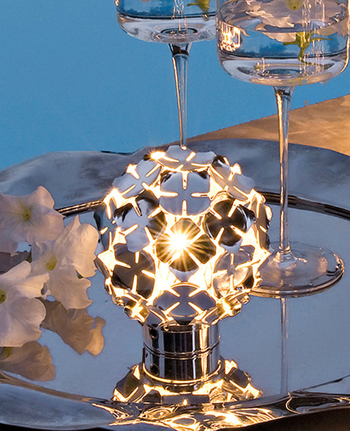 Orten'zia Table Lamp from Terzani | Modern Lighting + Decor