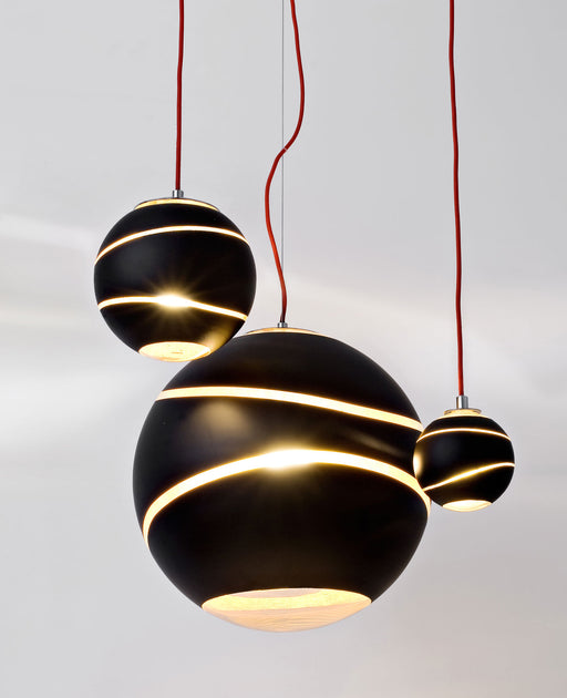 Buy online latest and high quality Bond Black Pendant Light from Terzani | Modern Lighting + Decor