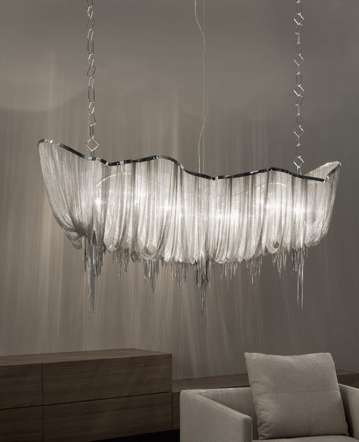 Atlantis A18S Chandelier from Terzani | Modern Lighting + Decor