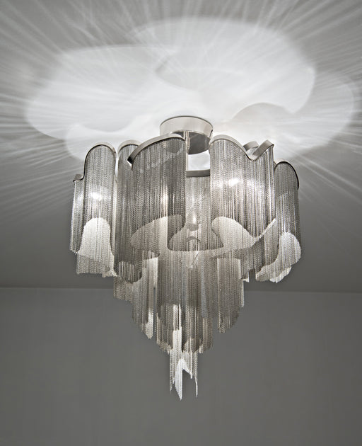 Stream J70L Ceiling Light from Terzani | Modern Lighting + Decor