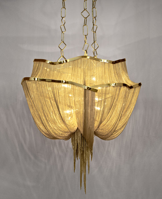 Buy online latest and high quality Atlantis J01S Chandelier from Terzani | Modern Lighting + Decor