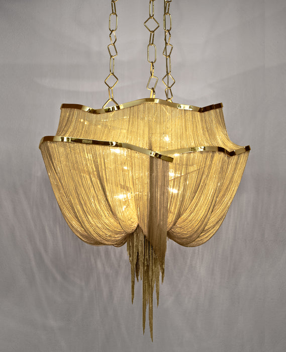 Buy online latest and high quality Atlantis J06S Chandelier from Terzani | Modern Lighting + Decor