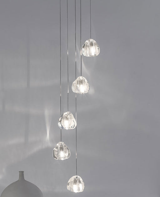 Mizu Five Pendant Light from Terzani | Modern Lighting + Decor