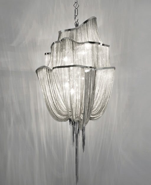 Atlantis A15S Chandelier from Terzani | Modern Lighting + Decor