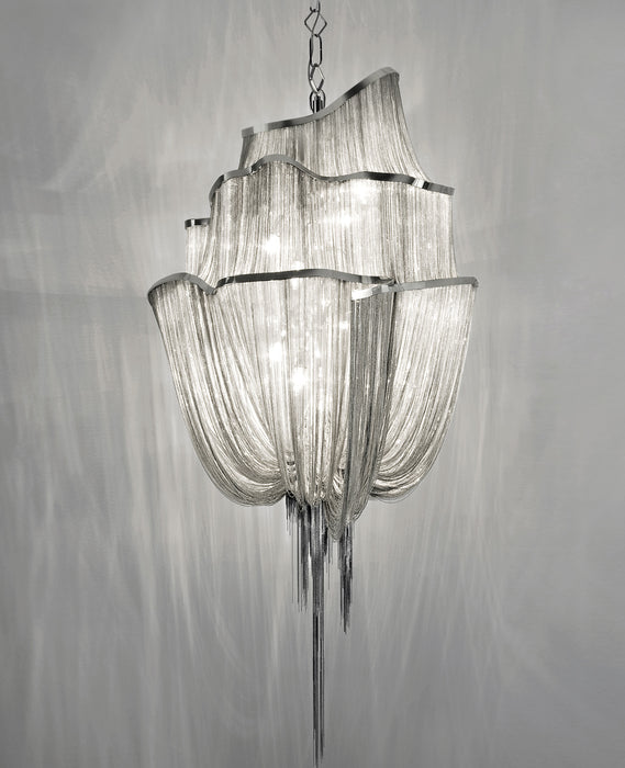 Buy online latest and high quality Atlantis A15S Chandelier from Terzani | Modern Lighting + Decor