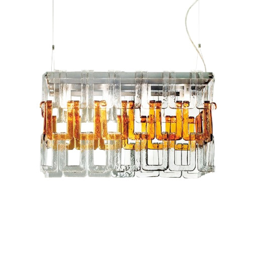 Tessuti SO 60 Suspension Lamp from EviStyle | Modern Lighting + Decor