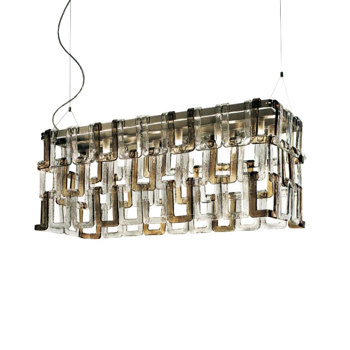 Tessuti SO 90 Suspension Lamp from EviStyle | Modern Lighting + Decor