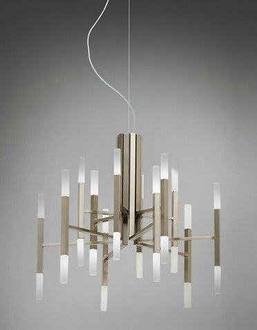 TheLight 12 Light Chandelier from Alma Light | Modern Lighting + Decor