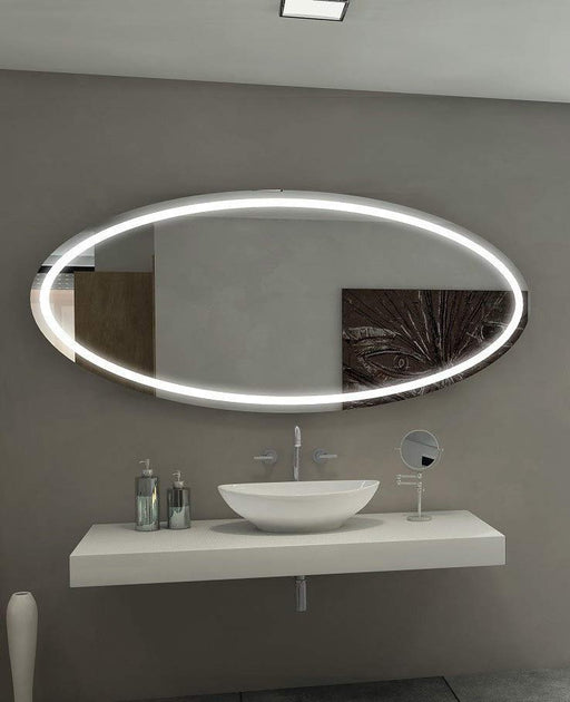 Buy online latest and high quality Lighted Mirror Tokyo 70 X 32 In from Paris Mirror | Modern Lighting + Decor