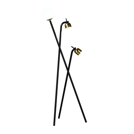Tripod Floor Lamp from Fontana Arte | Modern Lighting + Decor