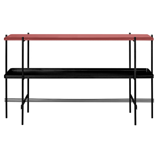 Buy online latest and high quality TS Console - 2 Racks W. Tray from Gubi | Modern Lighting + Decor