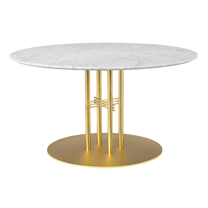 Buy online latest and high quality TS Column 110 Lounge Table from Gubi | Modern Lighting + Decor