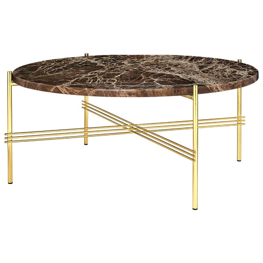 Buy online latest and high quality TS Round 80 Coffee Table from Gubi | Modern Lighting + Decor