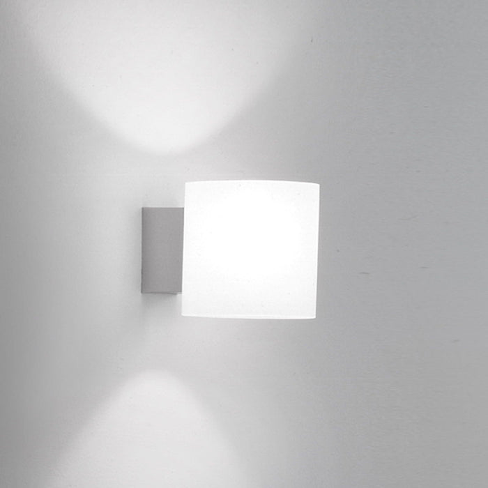 Tube V Wall Sconce from Martinelli Luce | Modern Lighting + Decor