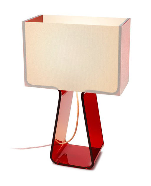 Tube Top Colors Table Lamp from Pablo Designs | Modern Lighting + Decor