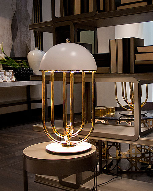 Turner Table Lamp from Delightfull | Modern Lighting + Decor
