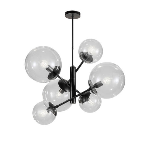 Global  6L Pendant Light from Metal Lux | Modern Lighting + Decor
