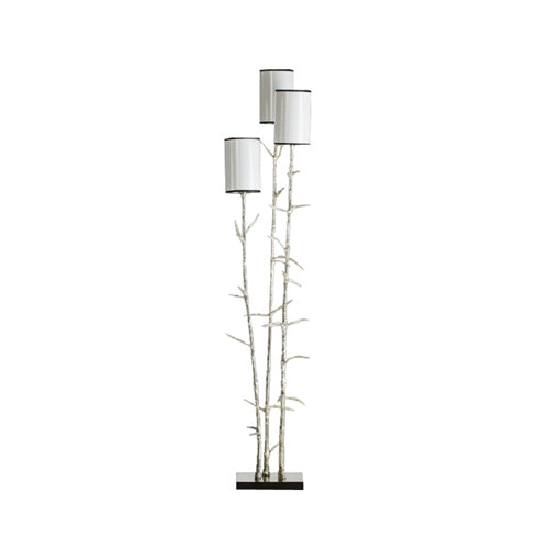 Buy online latest and high quality Mysterious Bamboo 3 Floor Lamp from Pieter Adam | Modern Lighting + Decor