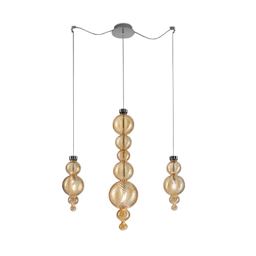 San Marco SO3 Suspension Light from EviStyle | Modern Lighting + Decor