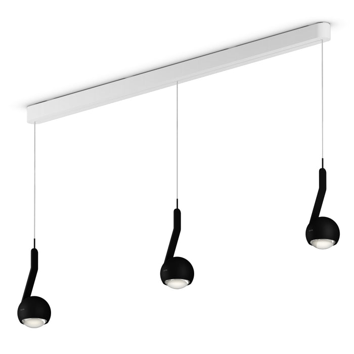 Buy online latest and high quality io Linea Tre 120 C Pendant Light from Occhio | Modern Lighting + Decor